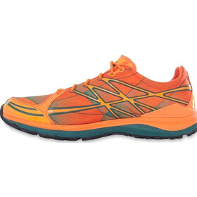 The North Face M's Ultra Tr II Power Orange/Jasper Green